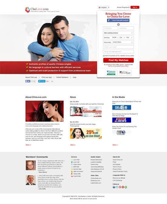 Dating sites for international relationships